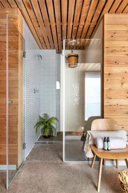 relax tierra del agua. sauna