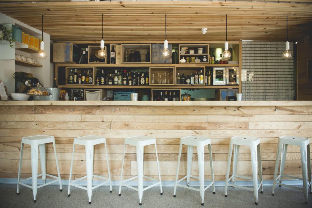 cafetería y bar Tierra del Agua